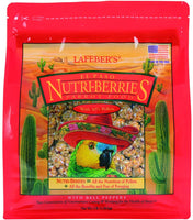 El Paso Nutri-Berries for Parrots - 3 LB