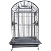 "King's Cages - 40"" x 30"" Dome Top Cage"