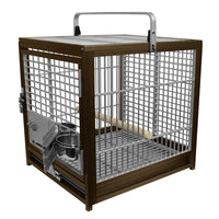 King's Cages ATS1719  Aluminum Travel Cage - 15% OFF AT CHECKOUT - IN STOCK CAGES ONLY
