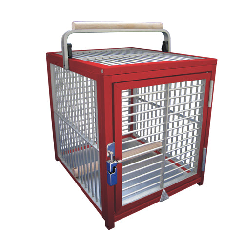 King's Cages ATT1214 Aluminum Travel Cage