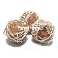 Coconut Fibre Filled Vine Cups - BULK