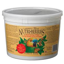 Classic Nutri-Berries for Parrots - 3.25 LB