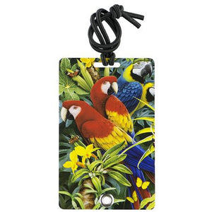 YaY Tag - Majestic Macaws