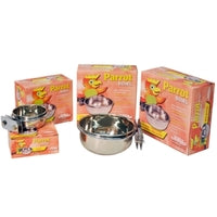 Universal Stainless Steel Quicklock Bowl