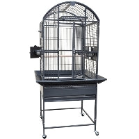 "King's Cages - 24"" x 22"" Dome Top Cage"