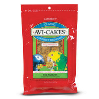 Classic Avi-Cakes for Parrots - 12 oz