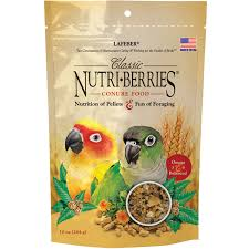 Classic Nutri-Berries for Conure - 10 oz