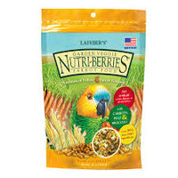 Garden Veggie Nutri-Berries for Parrots - 10 oz