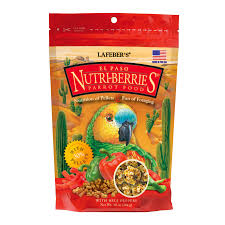 El Paso Nutri-Berries for Parrots - 10 oz