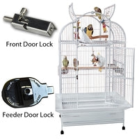 "King's Cages - 40"" x 32"" Superior Line Parrot Cage"
