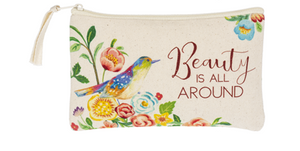 Cosmetic Bag - Beauty is all Around
