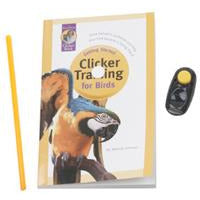 Clicker Training Kit for Birds
