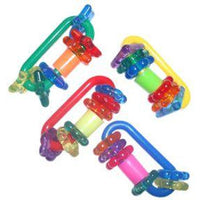 Little Chain Link Hand Toy - 4 PK