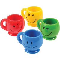 Mini Smiley Face Mug