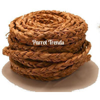 Roll of Seagrass Braid Rough 3/8""