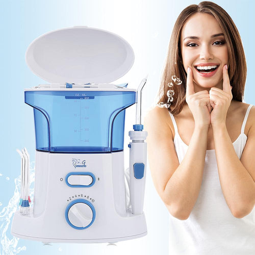 beautiful smile teeth cleaning water jet flossing system