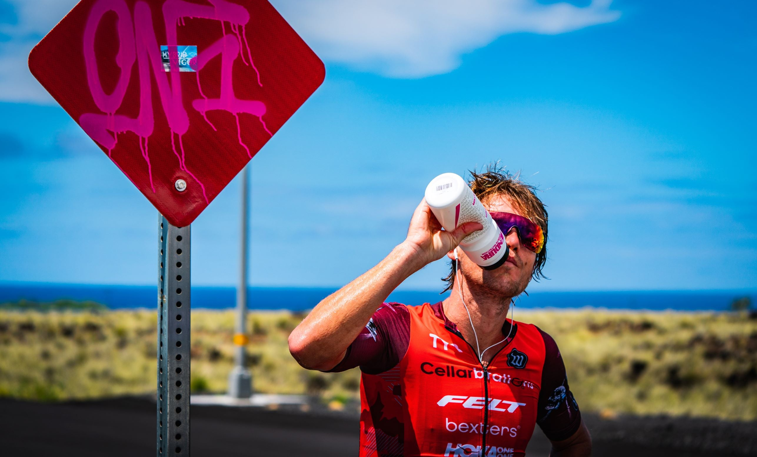 The leadup Up To The Biggest Race in Triathlon with Josh Amberger
