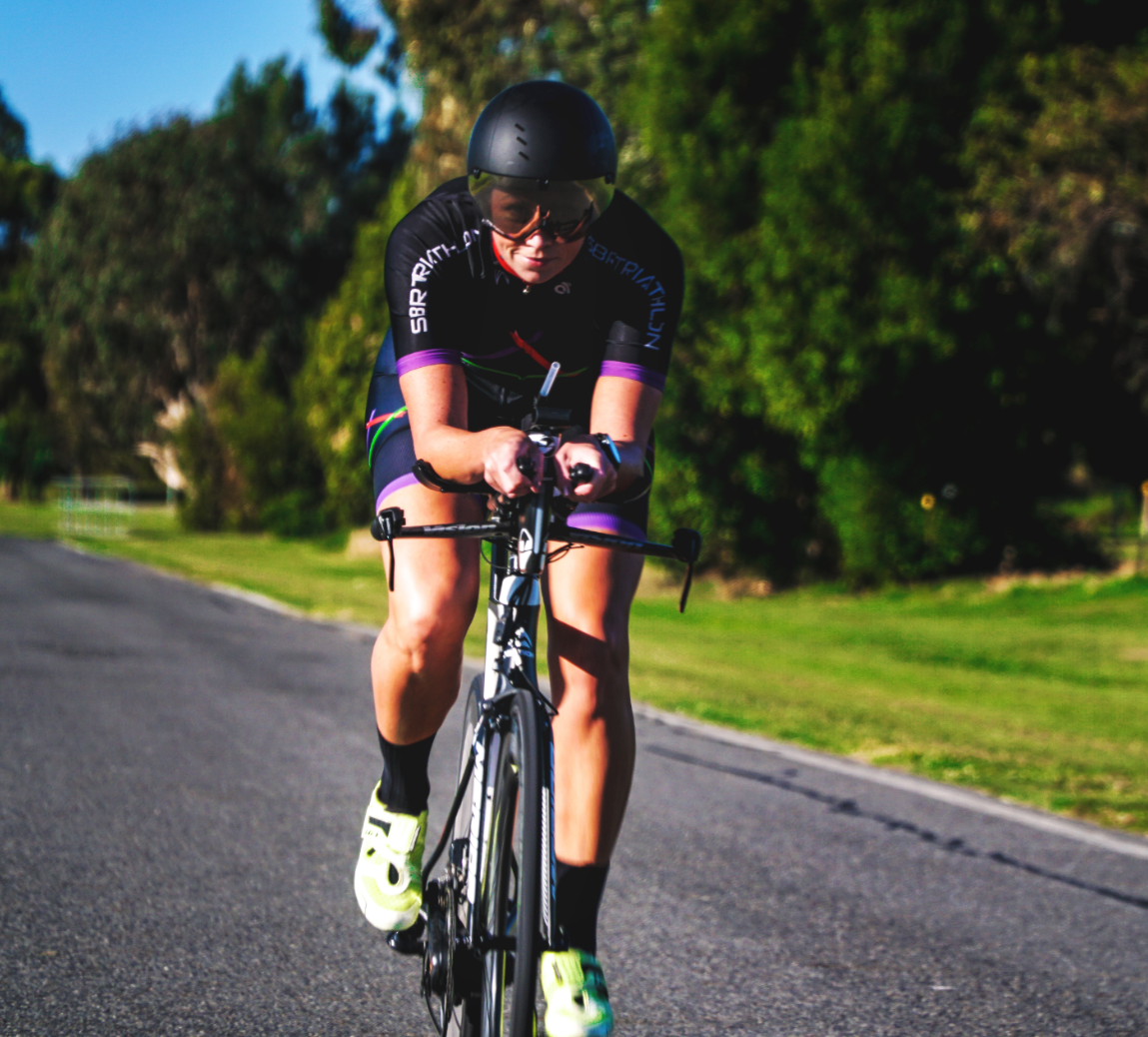 Life in the Fast Lane with Michelle Cooper; Triathlete & Coach
