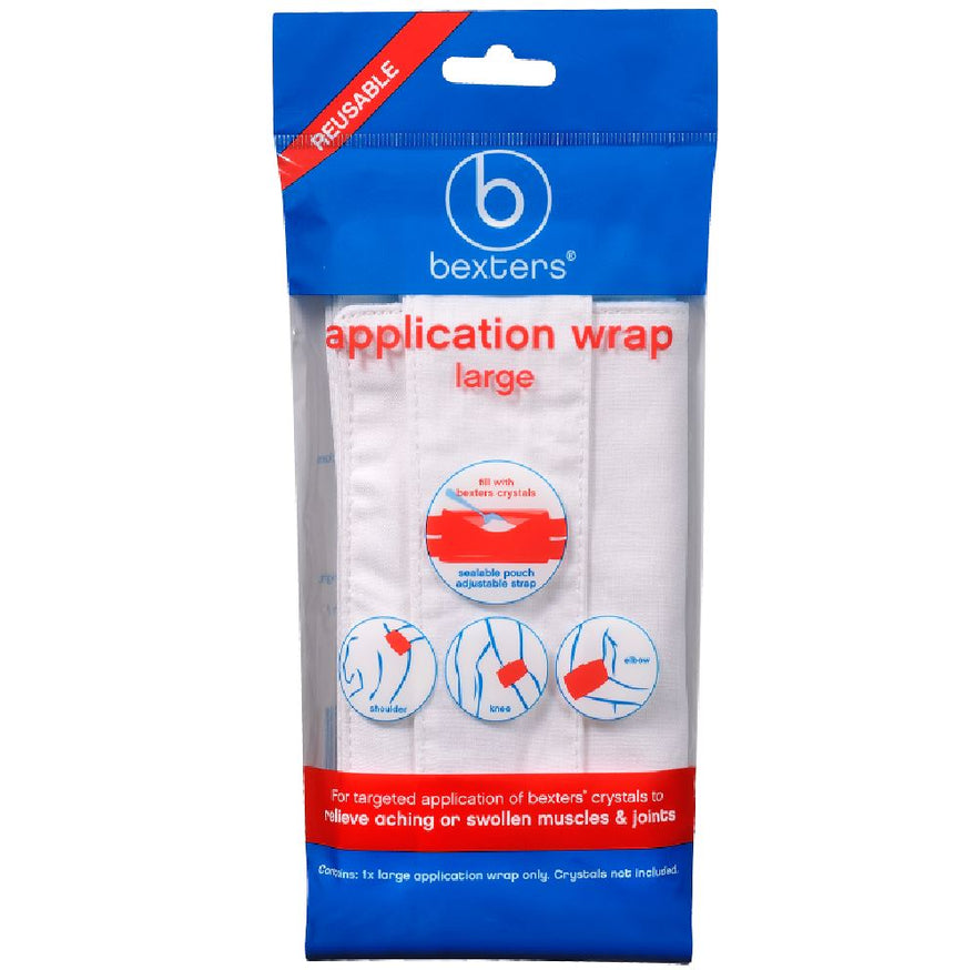 Bexters Application Wrap Large Starter Kit
