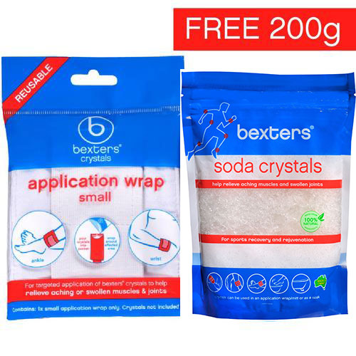 Bexters Application Wrap Small Starter Kit