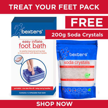 Treat Your Feet Pack
