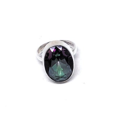Mystical Mystic Topaz Ring in Sterling Silver