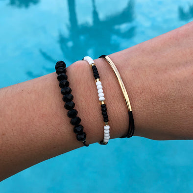Handmade Relax Bracelets Set of 3