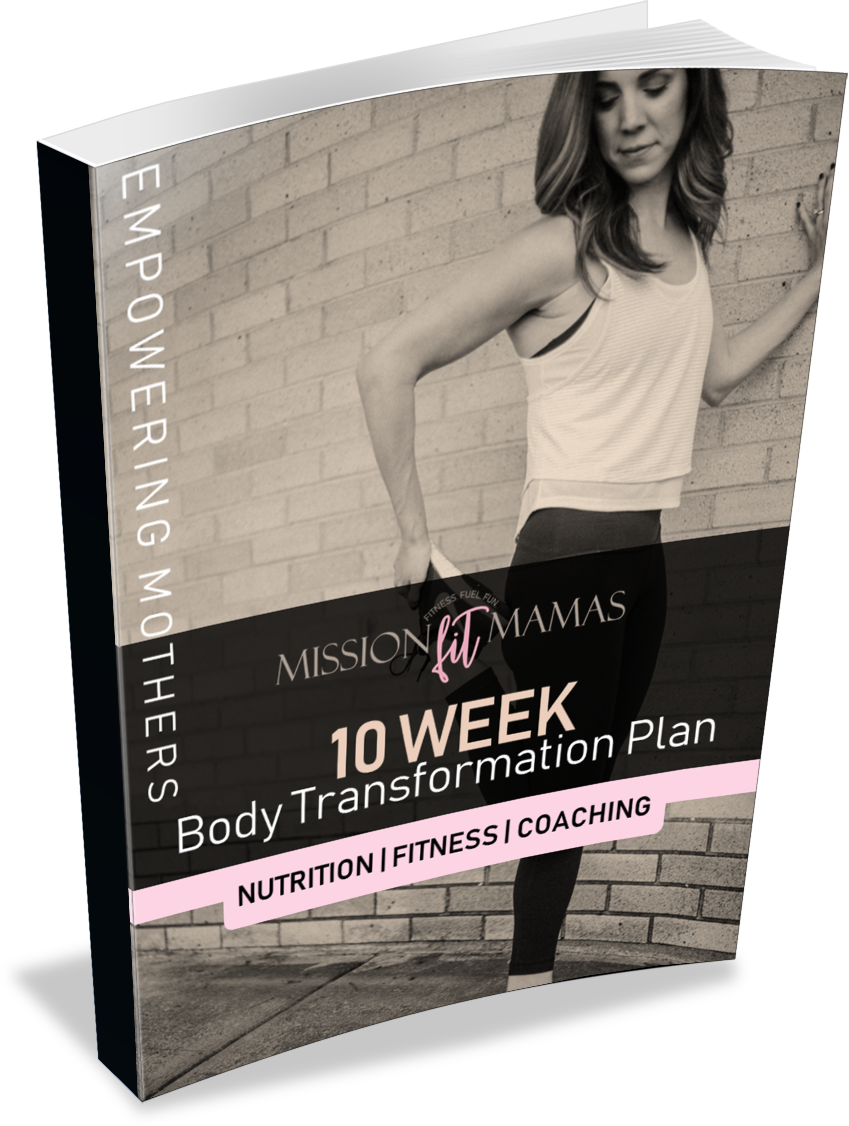 10 Week Total Body Transformation Plan