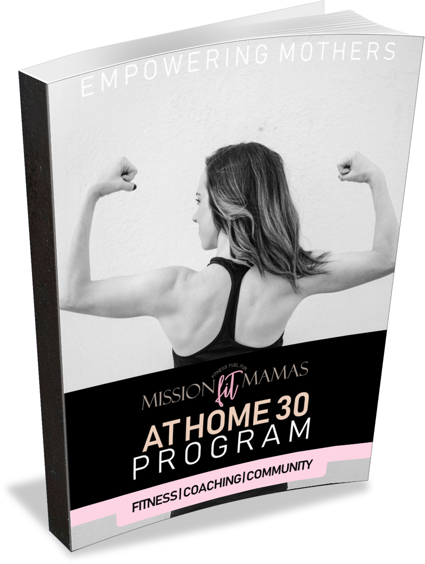 4 Week 'At Home 30' Workout Program