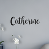 Custom Name Sign - Metal Wall Art/Decor