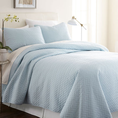 3-Piece Herring Quilt Set