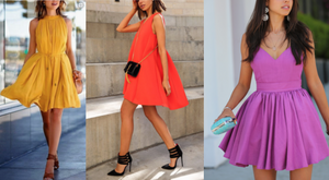 Bright Colors Outfit Ideas Part 1