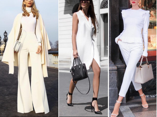How to Look Expensive: Part 2 - White Color