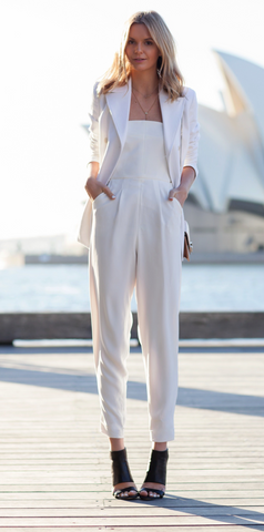 0aeb187eebc4 White Jumpsuit Fashion – Flaricent