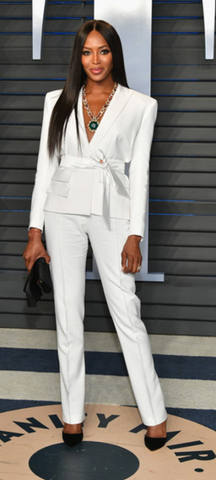 Image result for black women in white power suits