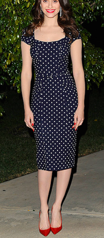 Summer: Polka Dot Outfit Ideas – Flaricent