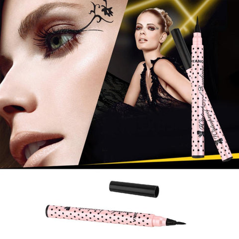 Waterproof Liquid  Eyeliner Pen - Leo Capri