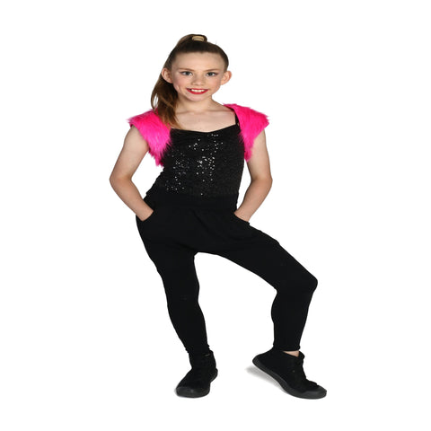 """Money Maker"" Balera Hip Hop Costume - Girl's 8 yrs (Second hand)"