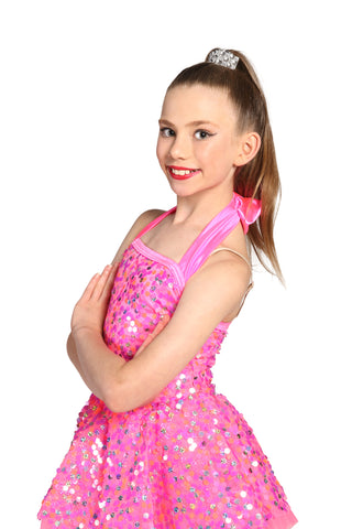 """Give Me Some Lovin'"" Weissman Jazz/Tap Costume - Girl's IC size (Second hand)"