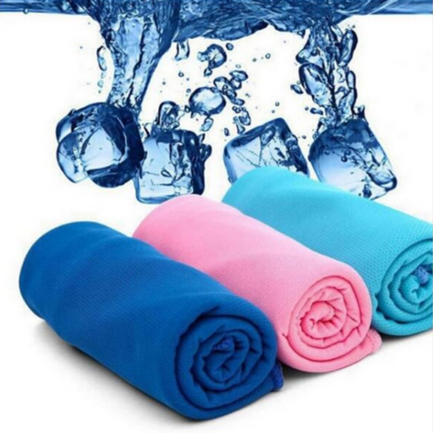 """Keep It Cool"" Towel"