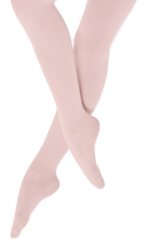Footed Stockings -  Theatrical Pink -DanceYou