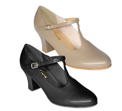 T-bar 5cm (2') Chorus Shoes/Heels
