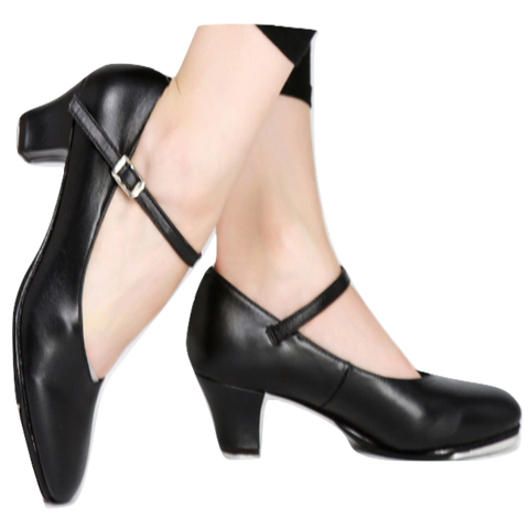 Ladies' Heeled Mary-Jane Tap Shoes - LAST FEW PAIRS!