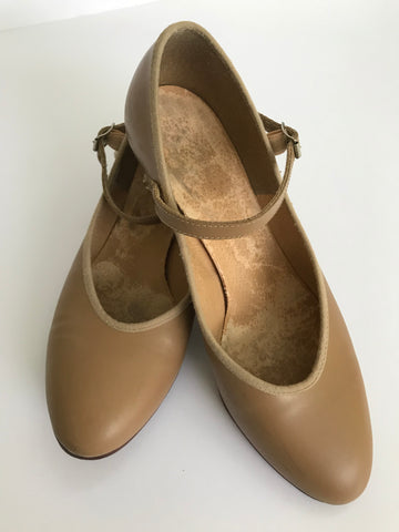 Bloch Chorus Heels (Ladies' size 6) - Second Hand