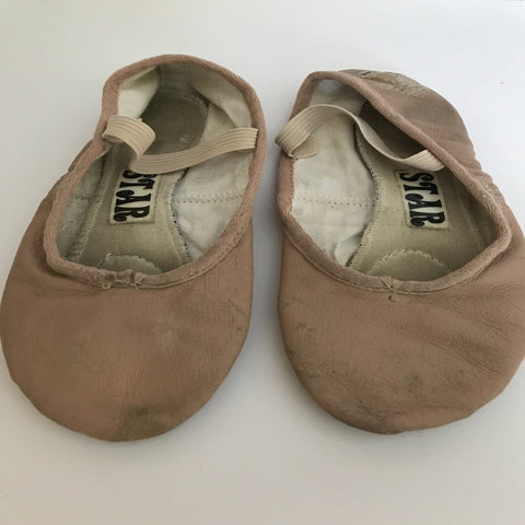 Star Ballet Shoes (Ladies' size 5) - Second Hand