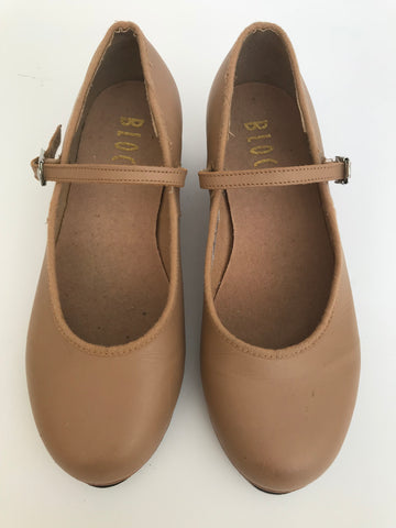 Bloch Tap Shoes (Ladies' size 4.5) - Second Hand