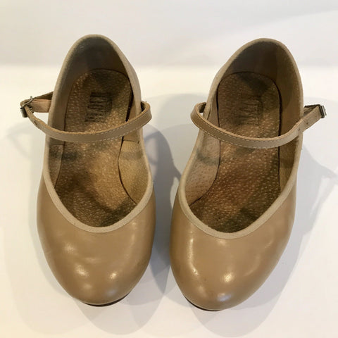 Bloch Chorus Heels (Girl's size 13.5) - Second Hand
