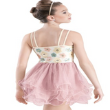 """I Never Told You"" Weissman Lyrical Costume - Girl's size IC (Second hand)"