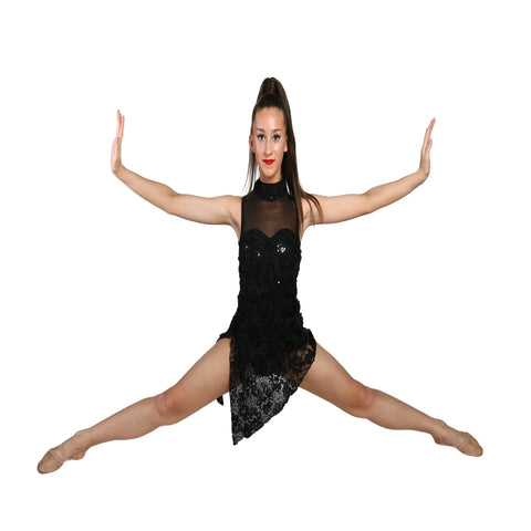 """Resolution"" Lyrical/Contemporary Costume - Girls sizes 10 & 14 (Second Hand)"