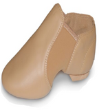 Jazz Shoes Adult's sizes Budget price (Black & Tan) - DanceYou